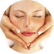 Relaxing Face massage Session